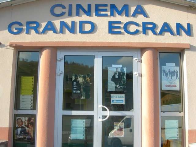 Cinema Grand Ecran La Bresse