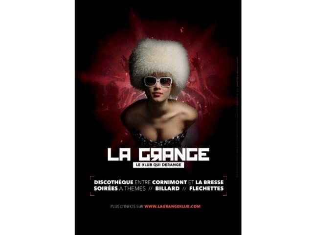 La Grange Discotheque Cornimont Hautes-Vosges
