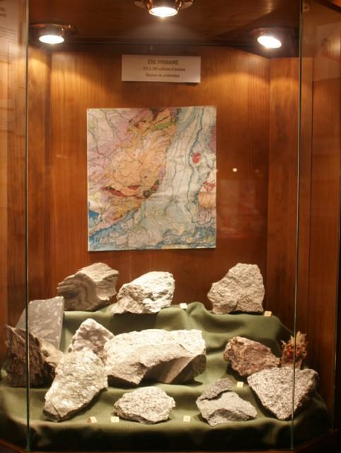 Maison de la Géologie Alsace