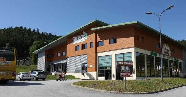 Station gourmande - Le Vosgien Gourmet Pierrat Hautes-Vosges