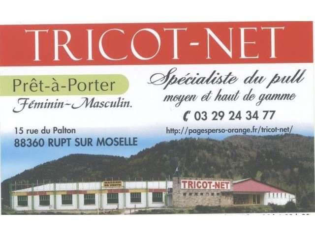 Tricot Net Rupt Sur Moelle Massif des Vosges