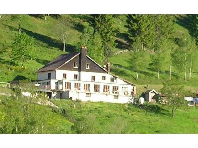 Chambres d 39 hotes le pre de la zimette ventron hiver office du tourisme la bresse - Office de tourisme ventron ...