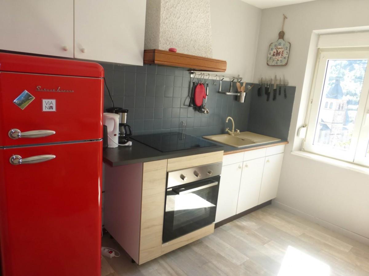 Appartement 6 personnes La Bresse Hautes Vosges LC043