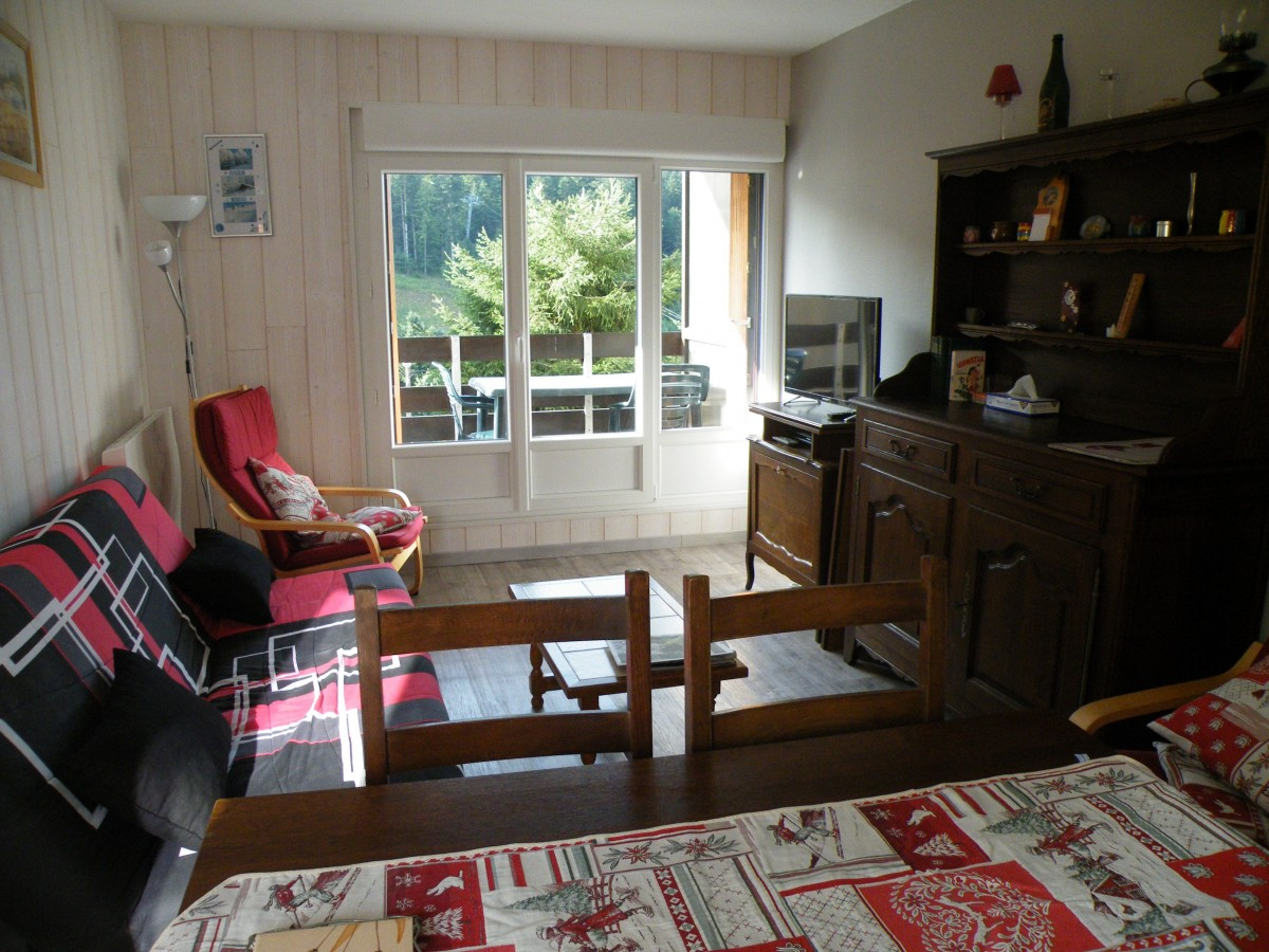 Appartement 6 personnes 'Les Oursons' - 46m² Belle-Hutte La Bresse Hohneck  La Bresse Hautes-Vosges