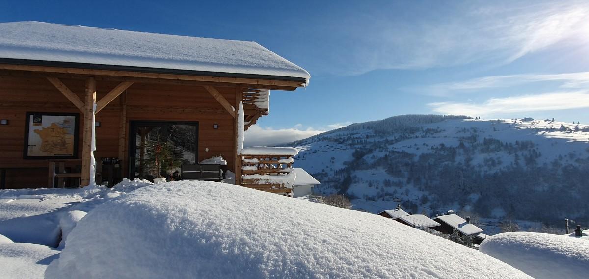 Chalet 6 personnes - Chalet le Milien - La Bresse Hautes Vosges