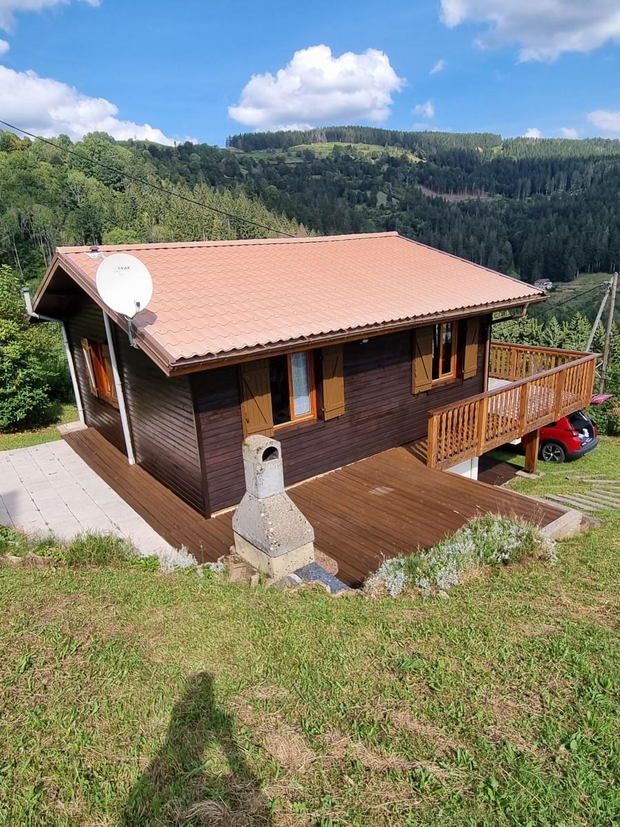 Chalet LB007 Cornimont La Bresse Hautes Vosges