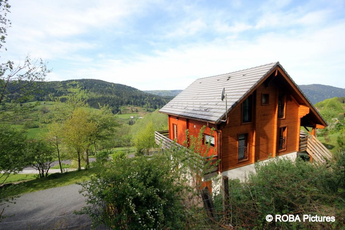 Chalet LB011 Hautes Vosges