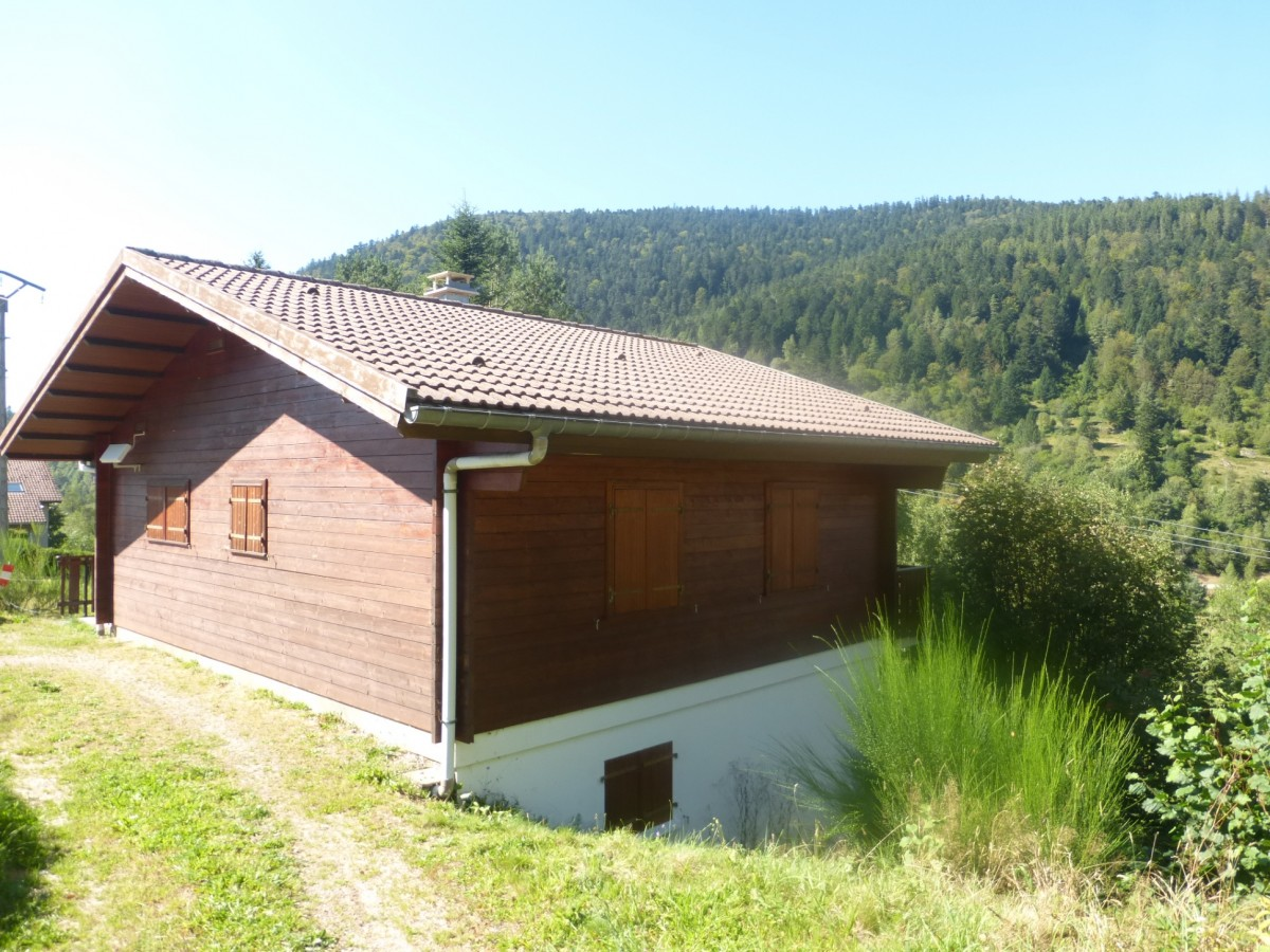 Chalet LL027 La Bresse Hautes-Vosges