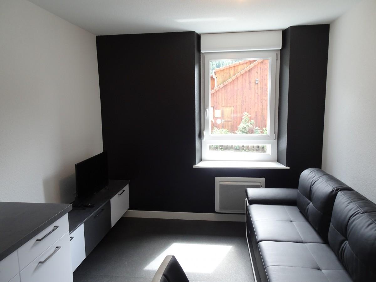 Appartement 2 personnes - 33m² - Charmes de Bruyères - La Bresse Hautes Vosges