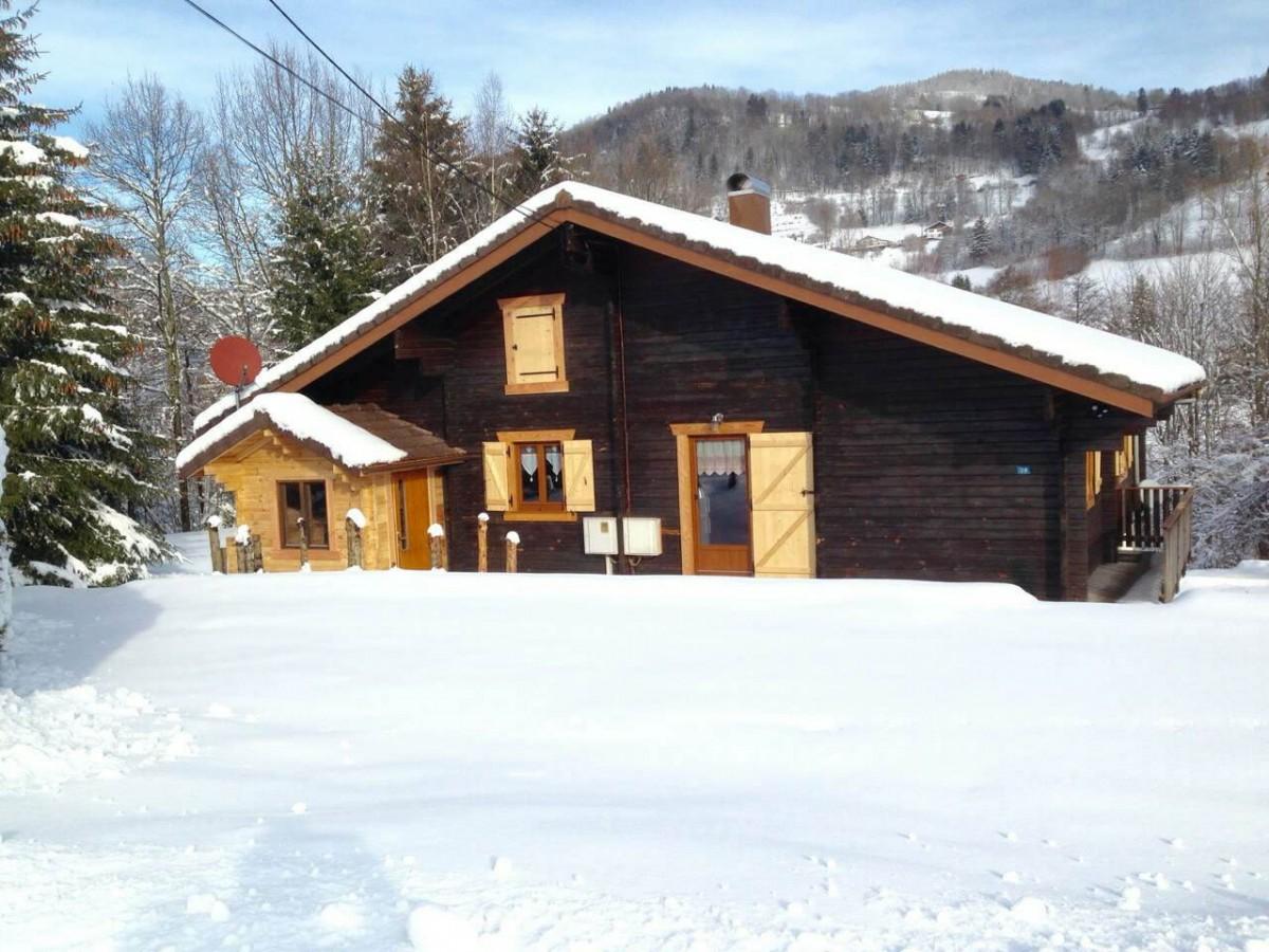 Chalet Cornimont Hautes Vosges