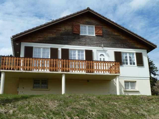 Maison LF010 La Bresse