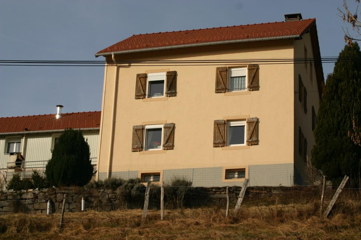 Maison LT008 La Bresse