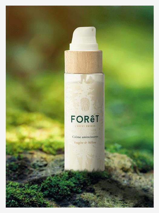 Produit Forêt l'effet Vosges - Creme amincissante