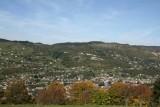 Paysage automnal à La Bresse Hautes-Vosges