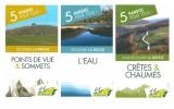 Topo-Guide 5 Randonnées La Bresse Hautes-Vosges