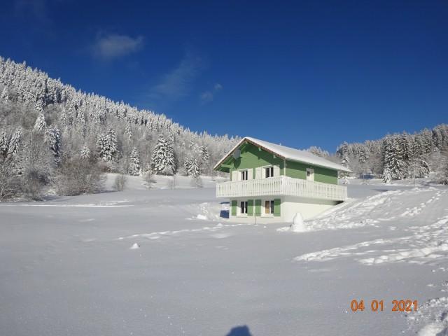 Chalet LA007 La Bresse Hautes Vosges
