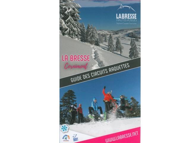 Circuits balisés raquette à neige La Bresse Hautes-Vosges