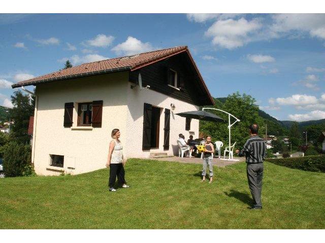Maison LR008 La Bresse