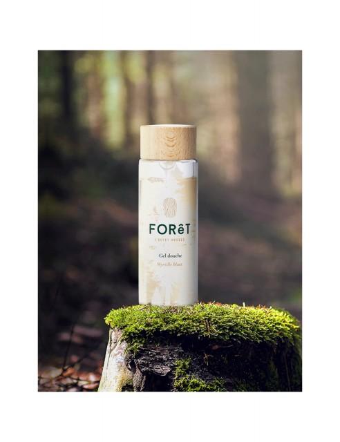 Produit Forêt l'Effet Vosges - Gel douche Myrtille