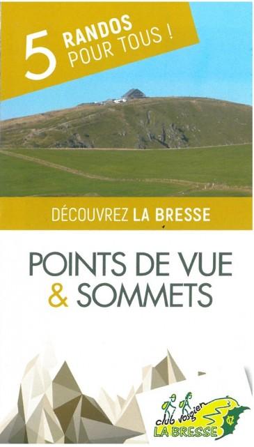 Randonnée points de vue et forets La Bresse Vosges