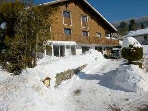 maison 14 personnes ventron hiver office du tourisme la bresse vosges 88