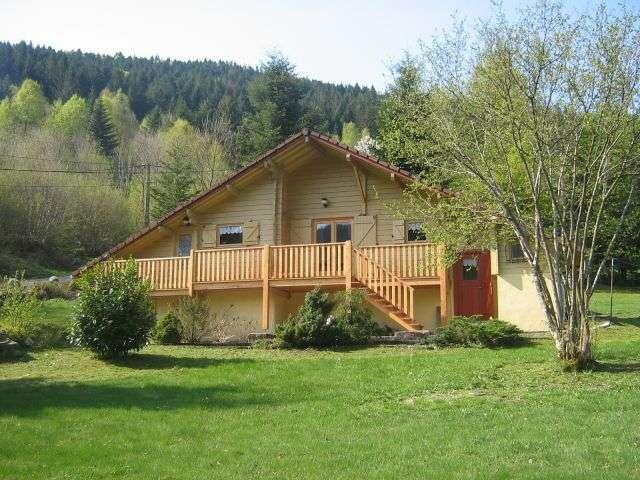 Location de chalets la bresse et office du tourisme la bresse location chalets - Office de tourisme ventron ...
